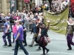 Manchester Pride marchers 2009