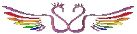 swansea pride logo 2010