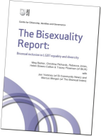 Bisexuality Report cover