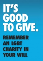 """""""It's Good To Give"""" advert"""