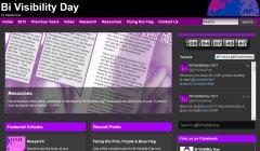 Bi Visibility Website