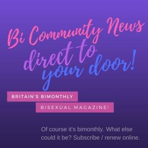 BCN: your year-round bisexual magazine